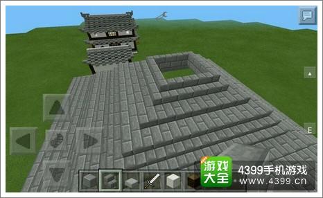 我的世界房子教程 正方形房屋教程