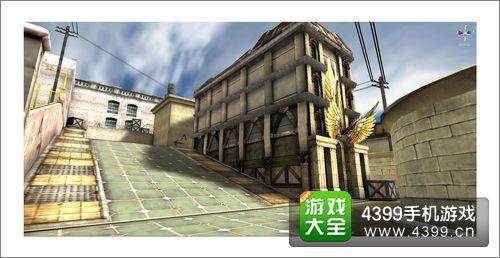 全民枪战2(枪友嘉年华)古堡