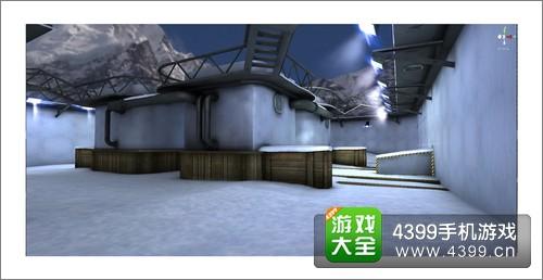 全民枪战2(枪友嘉年华)冰天雪地