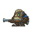 热斗军团矮人枪手数据 矮人的神射手