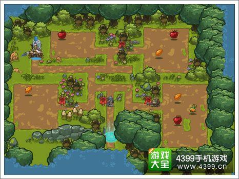 热斗军团沐歌森林1