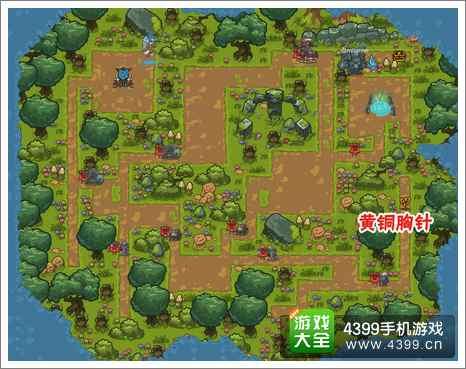 热斗军团沐歌森林4