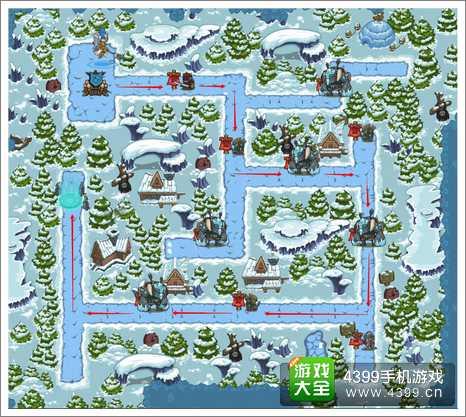 热斗军团漫森冰原3