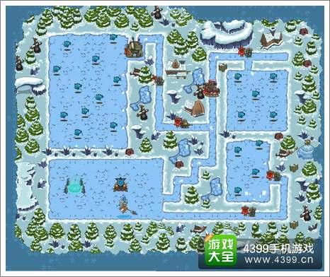 热斗军团漫森冰原2