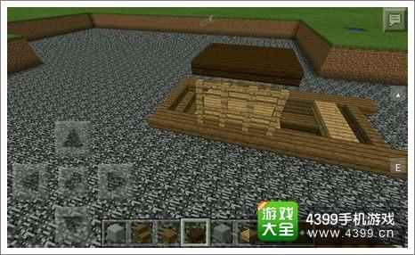我的世界船怎么做 中式小船建造教程
