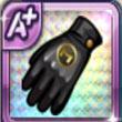 天天富翁黑色手套