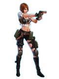 全民枪战2(枪友嘉年华)枪手玛利亚