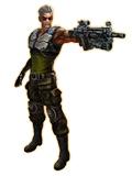 全民枪战2(枪友嘉年华)蝰蛇首领