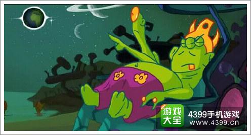 艾罗伊与外星人手游