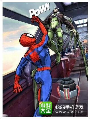 蜘蛛侠无限手游