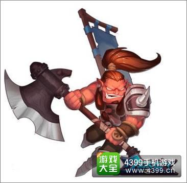 刀塔来了斧王属性介绍 斧王英雄图鉴攻略