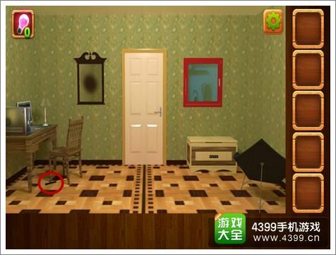 密室逃脱逃离公寓3第三关