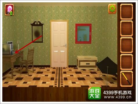 密室逃脱逃离公寓3第三关攻略
