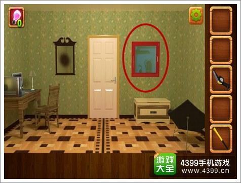 密室逃脱逃离公寓3第三关通关攻略