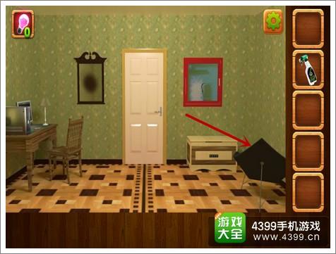 密室逃脱逃离公寓3第三关怎么玩