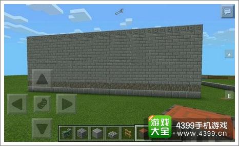 我的世界城墙