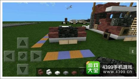 我的世界建筑教程