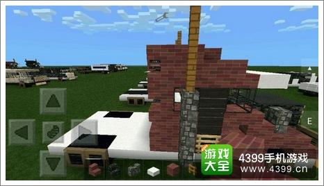 我的世界建筑教程 卡车头入门攻略