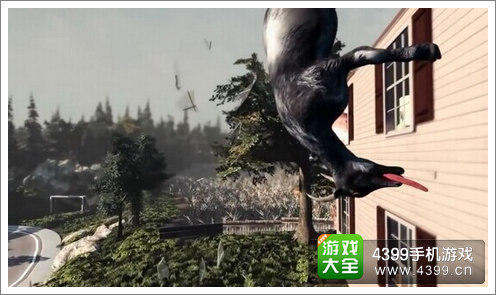 模拟山羊汉化