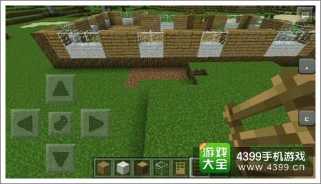 我的世界别墅教程 别墅设计入门攻略_4399手机游戏网
