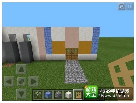 打造世界别墅设计图_我的世界别墅教程