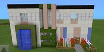 我的世界现代别墅教程 现代别墅设计教程攻略