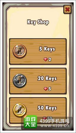 口袋矿工钥匙获得方法