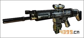 全民枪战2(枪友嘉年华)SCAR