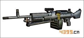 全民枪战2(枪友嘉年华)M240