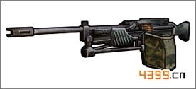 全民枪战2(枪友嘉年华)MG4