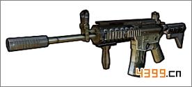 全民枪战2(枪友嘉年华)M4A1