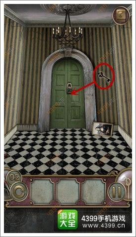 城堡密室逃脱第2关攻略
