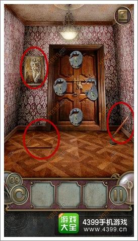 城堡密室逃亡第9关攻略