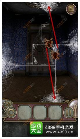 城堡密室逃亡第29关攻略