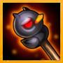 刀塔传奇小黑鸭权杖