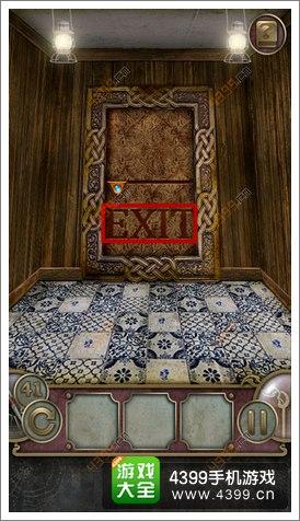 城堡密室逃亡第41关攻略