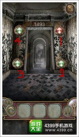 城堡密室逃亡第43关攻略