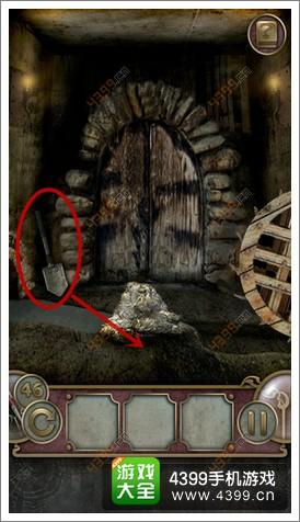 城堡密室逃亡第46关攻略