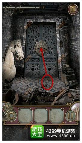 城堡密室逃亡第52关攻略