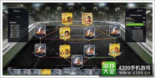 FIFA15手游