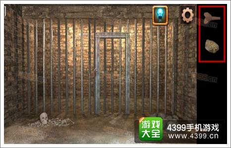 黑狱逃生第1关攻略 牢门的形状