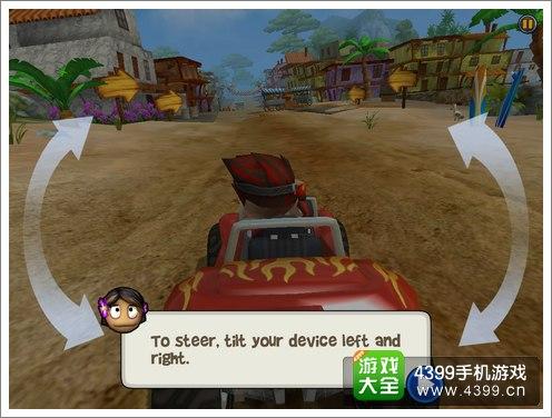 沙滩赛车比赛评测
