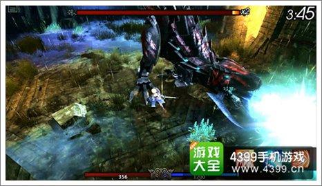 世界2战斗画面