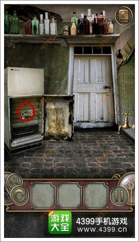 城堡密室逃亡第61关通关攻略