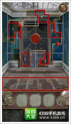 城堡密室逃亡第64关攻略
