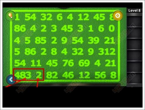 逃脱之谜第8关攻略详解