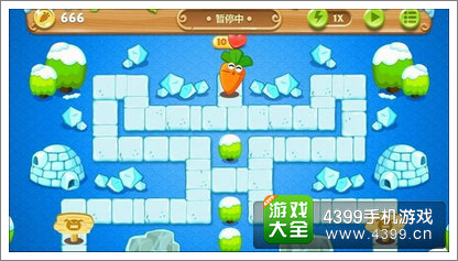 iphone6版保卫萝卜2