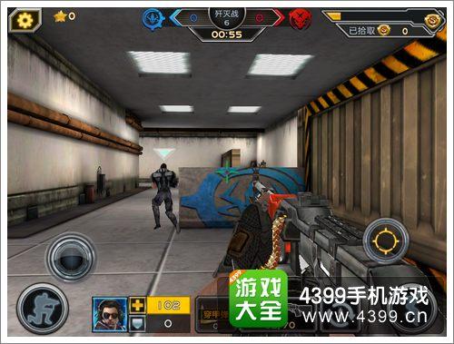 全民枪战2(枪友嘉年华)迂回战术