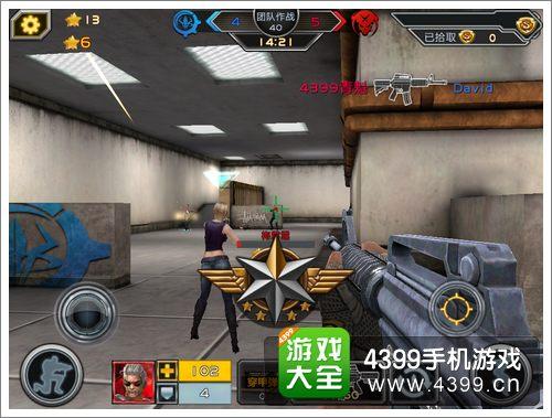全民枪战2(枪友嘉年华)M4A1使用技巧