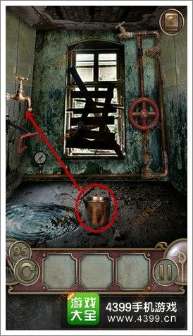 城堡密室逃亡96攻略